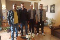 Συνάντηση της Ε.ΣΥ.Φ.Ν.Ε. με τον δήμαρχο Σουφλίου