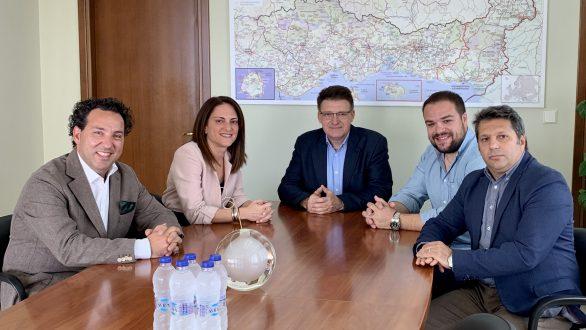 Συνάντηση του Αντιπεριφερειάρχη Έβρου με τον Εμπορικό Σύλλογο Αλεξανδρούπολης
