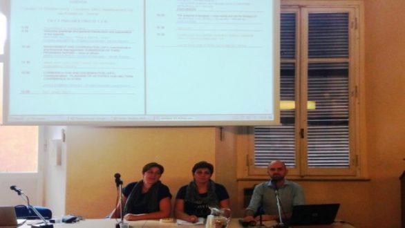 Συμμετοχή της ΠΑΜΘ στην 3η Συνάντηση εργασίας και στη Διεθνή εκδήλωση του έργου +RESILIENT στη Ρώμη