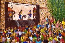 Παράσταση Καραγκιόζη και Έκθεση Ζωγραφικής στην Αλεξανδρούπολη