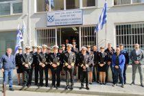 Επίσκεψη του Αρχηγού Λιμενικού Σώματος στην Αλεξανδρούπολη