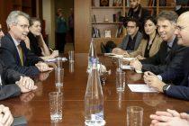 Η Αλεξανδρούπολη στο επίκεντρο της συζήτησης Χατζηδάκη – Πάλμερ