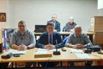 Συνεδρίασαν σήμερα τα μέλη του Συντονιστικού Οργάνου Πολιτικής Προστασίας της Περιφερειακής Ενότητας Έβρου