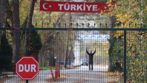 """Καστανιές: Επέστρεψε στην Τουρκία ο """"τζιχαντιστής της νεκρής ζώνης"""""""