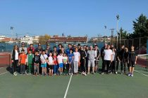 Όμιλος Αντισφαίρισης Ορεστιάδας: 1st Tennis Family Fun Day Tournament.