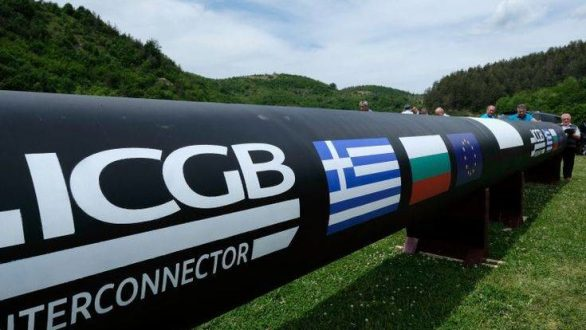 Τα έργα του αγωγού IGB επιθεώρησε ο Βούλγαρος πρωθυπουργός Μπόικο Μπορίσοφ