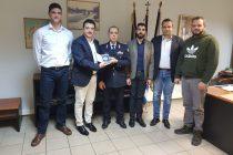 Συνάντηση της Ένωσης Αξιωματικών ΑΜΘ με τον Γεν. Επιθεωρητή Αστυνομίας Β. Ελλάδος