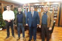 Συνάντηση της Δ.Α Ορεστιάδας με τον Αρχηγό της Ελληνικής Αστυνομίας