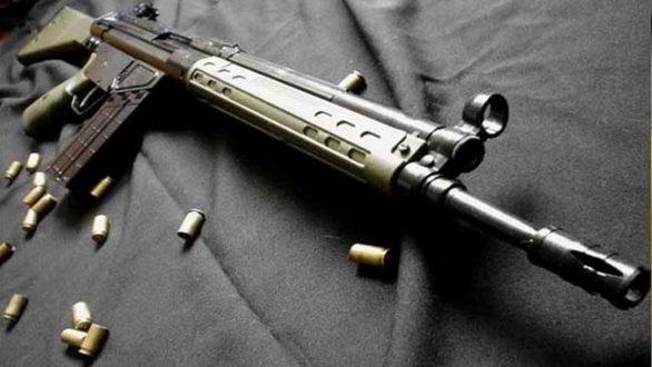 Στα νεκροταφεία της Κλεισσούς βρέθηκε το όπλο του εθνοφύλακα