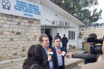 Επίσκεψη του Υπουργού Προστασίας του Πολίτη Μ. Χρυσοχοϊδη στην Ορεστιάδα