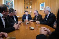 Συνάντηση με δημάρχους και ομιλία Τσίπρα στην Αλεξανδρούπολη