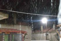 Οι πρώτες νιφάδες χιονιού εμφανίστηκαν στον Πεντάλοφο