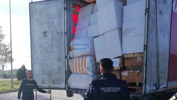 Έλεγχοι για παρεμπόριο στις πύλες εισόδου σε ελληνοβουλγαρικά και ελληνοτουρκικά σύνορα