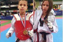 WTE OPEN European Kids Championship: Χρυσός ο Δόμπας, Ασημένια η Ασημάκη!