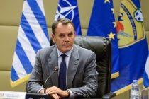 """Υπουργός Εθνικής 'Αμυνας: """"Πρώτος στόχος είναι να ελεγχθεί ο Έβρος"""""""