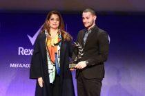 Ο Δήμος Μιχαλεντζάκης κορυφαίος Έλληνας αθλητής με Αναπηρία για το 2019