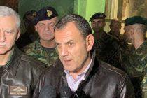 """Υπουργός Άμυνας από τον Έβρο: """"Έρχεται σύντομα προκήρυξη για 2.000 ΕΠΟΠ"""""""