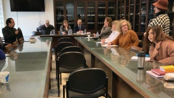 Για τον νέο Ποινικό Κώδικα ενημερώθηκαν τα μέλη του Δικηγορικού Συλλόγου Ορεστιάδας