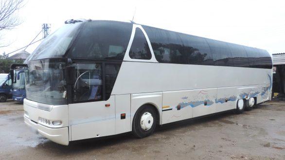 Ορεστιάδα: Διακινητής μετέφερε 12 άτομα σε χώρο αποσκευών λεωφορείου
