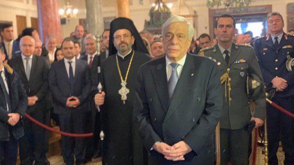 Παυλόπουλος από Διδυμότειχο: Η ανακήρυξη σε επίτιμο δημότη και τα μηνύματα προς την Τουρκία