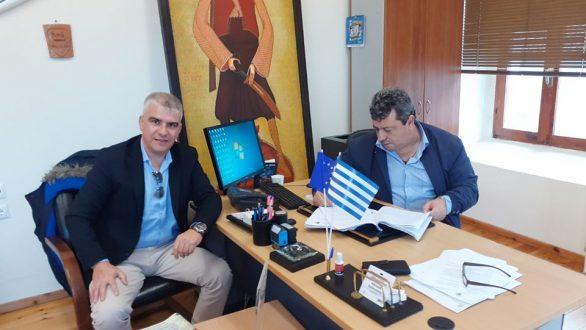 Σαμοθράκη: Μέχρι το 2022 η μετατροπή του παλιού σχολείου των Αλωνίων σε χώρο πολιτιστικών εκδηλώσεων