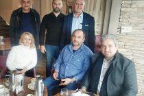 Συνάντηση της Ένωσης Συλλόγων και ομάδων Εθελοντών Αιμοδοτών Ν. Έβρου με Βενετίδη
