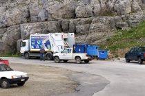 Αντικατάσταση των μπλε κάδων στην Σαμοθράκη