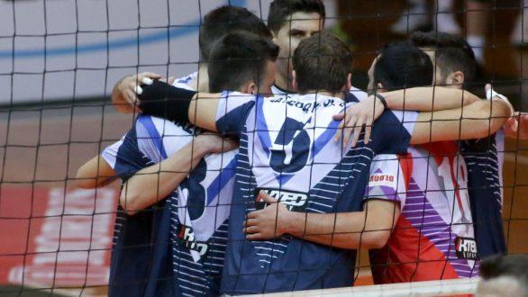 Volley League: Ήττα για τον Εθνικό από τον Ηρακλή