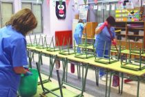 Κινητοποίηση ετοιμάζουν για αύριο οι σχολικές καθαρίστριες