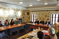 Ευρεία σύσκεψη Περιφερειάρχη ΑΜΘ για τα έργα στην Σαμοθράκη