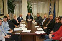 Η συλλογή και επεξεργασία απορριμμάτων στην ΑΜΘ στο επίκεντρο σύσκεψης στην Περιφέρεια