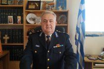 Ο Κωνσταντίνος Δαδούδης ο νέος διοικητής της Πυροσβεστικής Διοίκησης ΑΜΘ