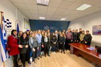 Επίσκεψη μαθητών του 1ου ΕΠΑΛ Ορεστιάδας στον ΟΛΑ