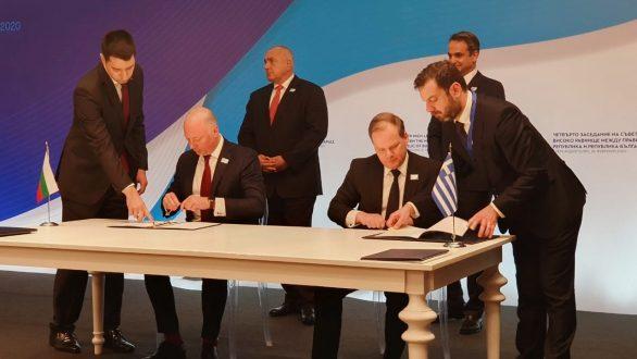 Αλεξανδρούπολη: Υπογραφή για ηλεκτροκίνητη σιδηροδρομική σύνδεση Μπουργκάς – Αλεξανδρούπολης