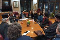 Έκτακτη σύσκεψη για τον κορονοϊό στον Δήμο Αλεξανδρούπολης