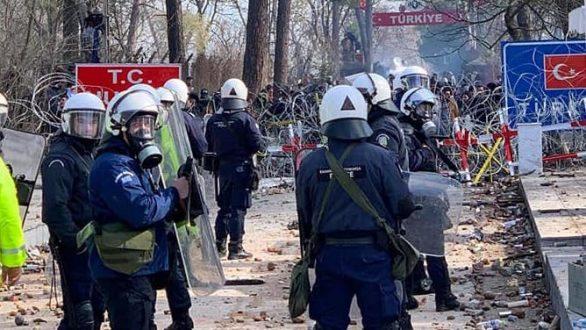 """Τουρκική προκλητικότητα και Covid-19 """"απειλούν"""" τους αστυνομικούς στον Έβρο"""