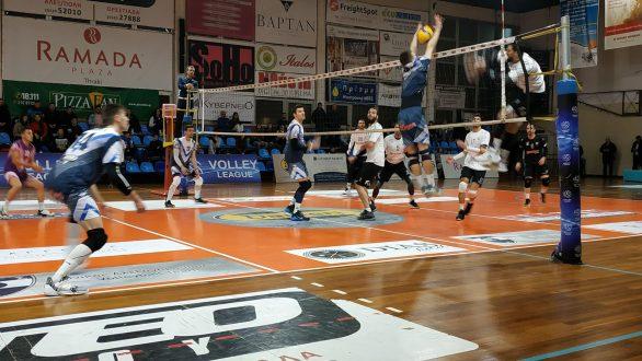 Volley League: Ήττα για τον Εθνικό από τον ΠΑΟΚ