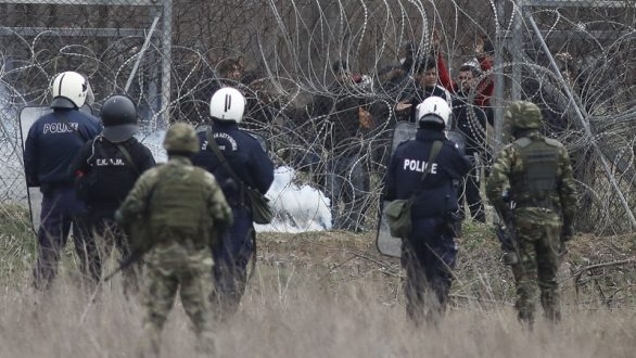 Μηδενικές συλλήψεις μεταναστών το τελευταίο 24ωρο