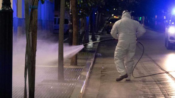 Συνεχίζονται οι προληπτικές απολυμάνσεις από τον Δήμο Αλεξανδρούπολης