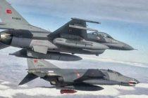 Υπερπτήσεις τουρκικών μαχητικών στον Έβρο