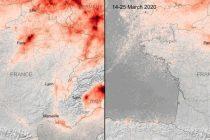 Τα αποτελέσματα της καραντίνας στην ατμοσφαιρική ρύπανση