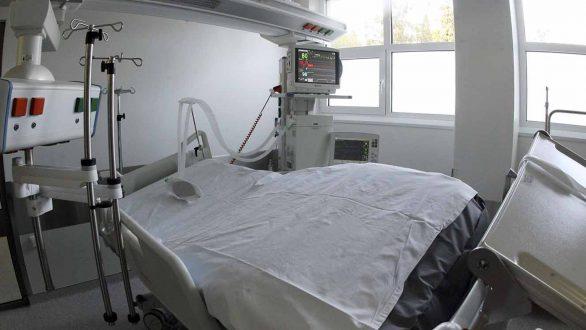 Αποσωληνώθηκε ο 87χρονος από τη ΜΕΘ του ΠΓΝΑ