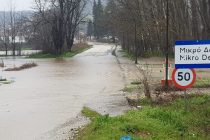 Ζημιές από βροχοπτώσεις στον Δήμο Σουφλίου