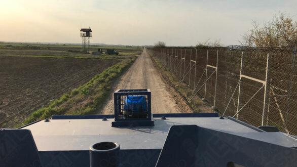 Νέες προσλήψεις 250 συνοριοφυλάκων στον Έβρο