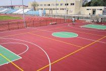 Συνεχίζονται οι βελτιωτικές παρεμβάσεις στις αθλητικές εγκαταστάσεις του Δήμου Αλεξανδρούπολης