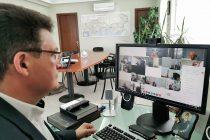 Συνεδρίασε με τηλεδιάσκεψη το Συντονιστικό Όργανο Πολιτικής Προστασίας Π.Ε. Έβρου