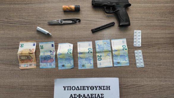 Αλεξανδρούπολη: Συνελήφθη ημεδαπός για 4 διαρρήξεις και 1 απόπειρα σε καταστήματα και γραφείο