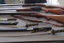 Σύλληψη ημεδαπού για παράβαση του νόμου περί όπλων