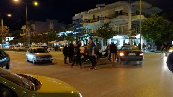 Διανομέας χτυπήθηκε από αυτοκίνητο στην Ορεστιάδα