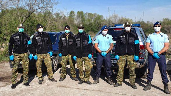 Παρατείνεται και ενισχύεται η παρουσία της Frontex στον Έβρο μέχρι τον Ιούλιο